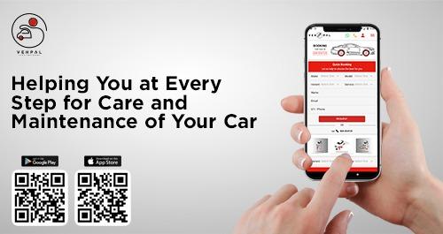 Vehpal App: Making Car Care as Easy as Ordering Food Online