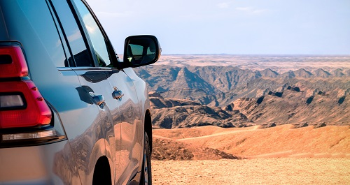 7 Ways to Protect Your Car from Dust and Sand Damage in UAE